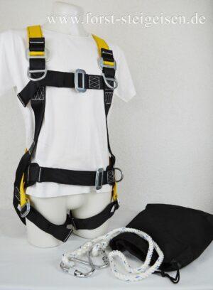 Sicherheitsgurt Klettergurt Kletterausrüstung Baumpflege Fallschutz